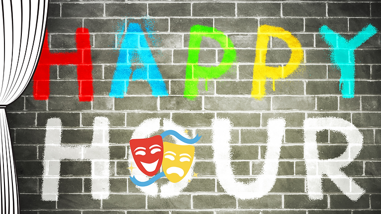 POSTPONED: Mixolo Goes out for Happy Hour and a B.I.G. show!