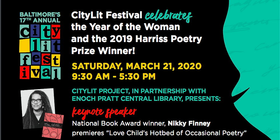 POSTPONED:   Mixolo Goes Out to Baltimore's Ultimate Book Party! Join us at the Annual CityLit Festival.