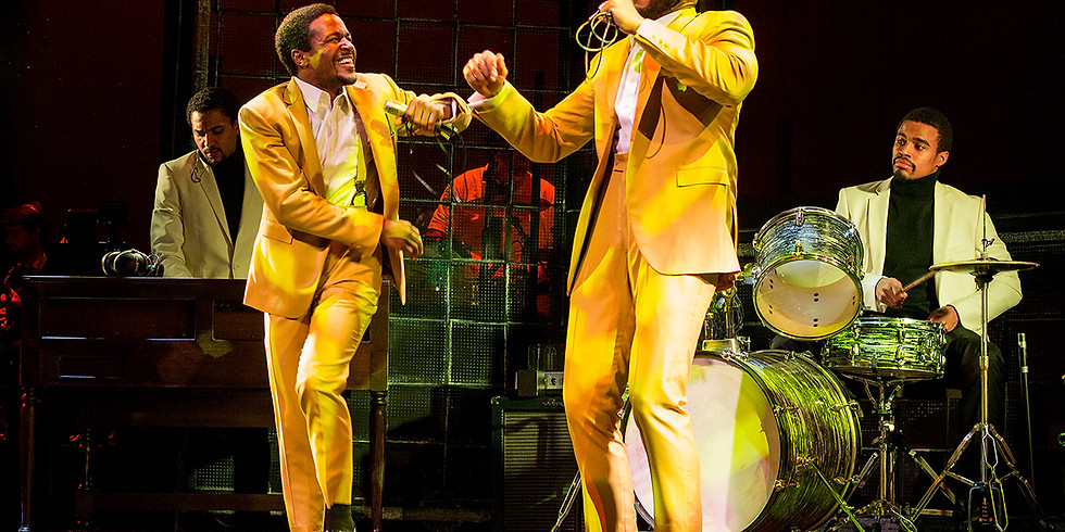 World Premiere: SOUL the Stax Musical at Baltimore Center Stage