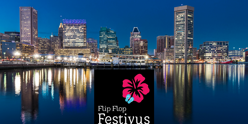 """Join our """"table of ones"""" at Flip Flop Festivus"""