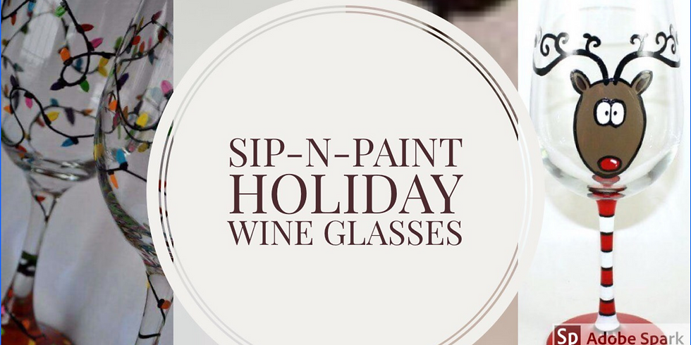 SIP-N-PAINT with artist, Michael Bruley