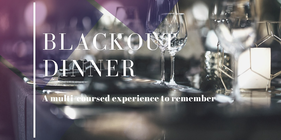 Second Seating added for Blackout Dinner with Chef Cloud
