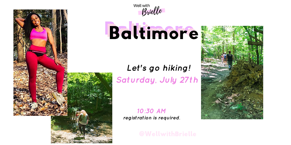 """Nature Hike -  Mixolo is getting """"Well with Brielle"""""""