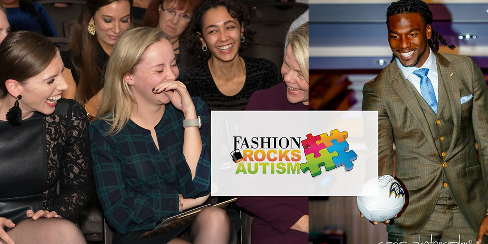 Gala with us:  Fashion Rocks Autism