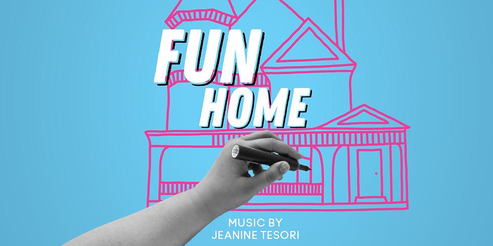 FUN HOME, the musical