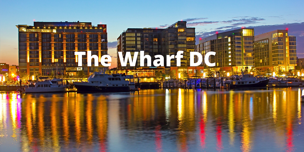 Mixolo Goes Out to DC's The Wharf for the Annual Boat Parade!