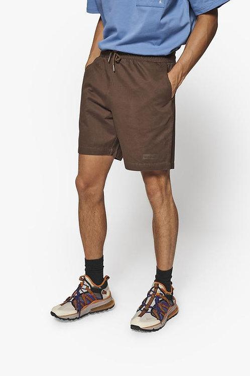 Chocolate brown shorts