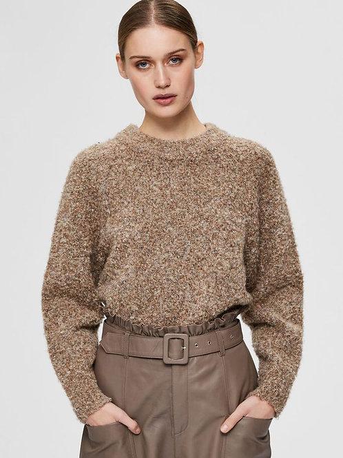 Wolmix sweater