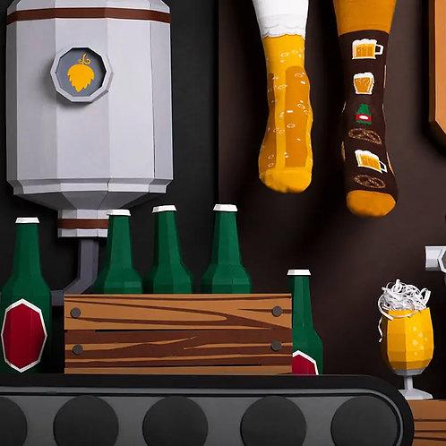 Craft beer sokken