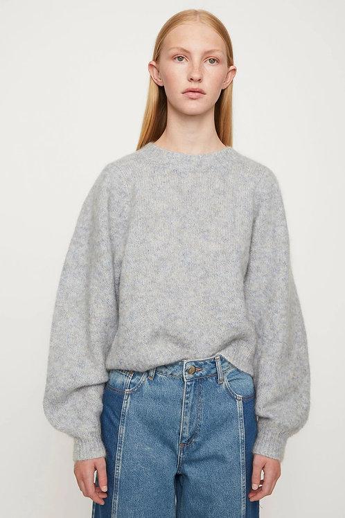 Oversized gebreide trui