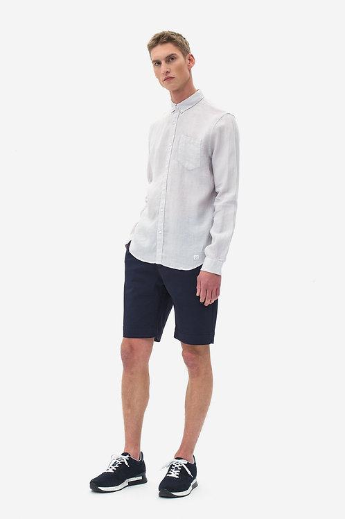 Ultra light grey linen shirt