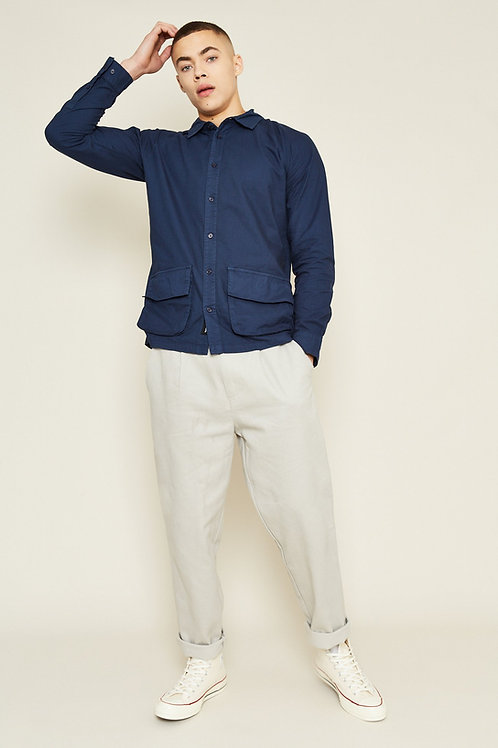 Croke shirt jacket