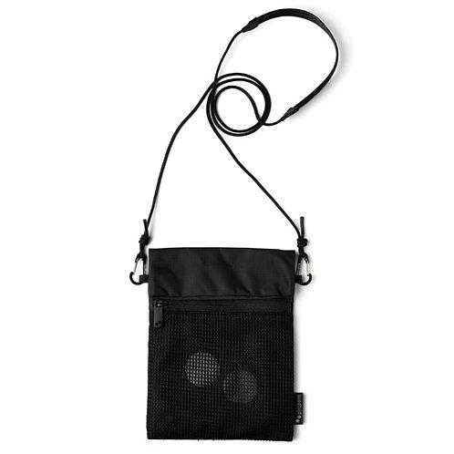 Flak medium black bag