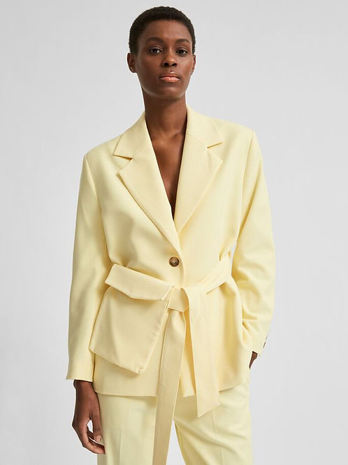 Casual fit blazer