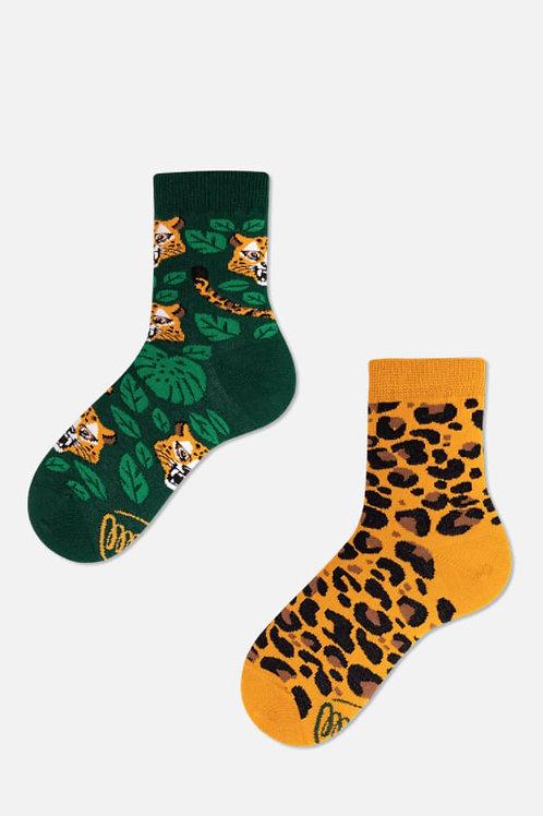 Leopard KIDS sokken (tot maat 34)
