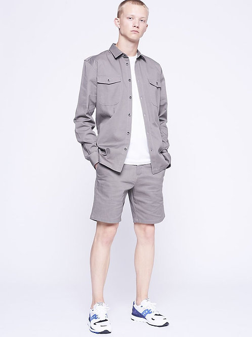 Janzik light grey shorts