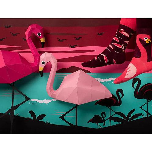 Flamingo sokken