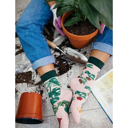 Plant sokken