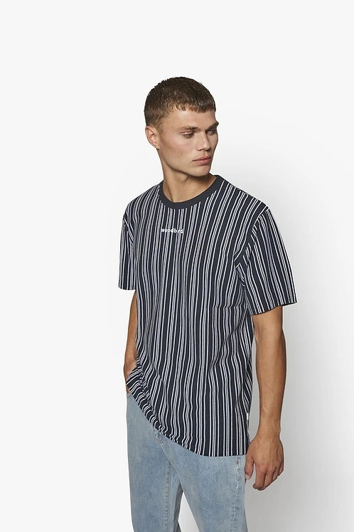 T-shirt in polo stof
