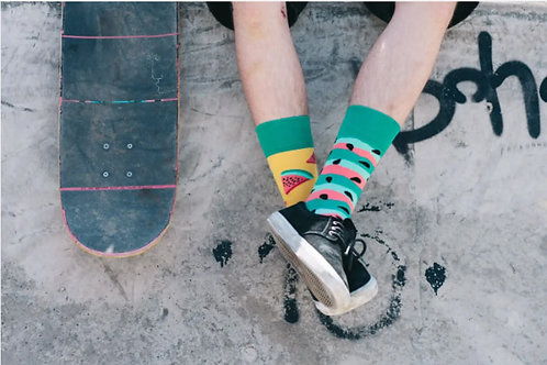 Meloen sokken