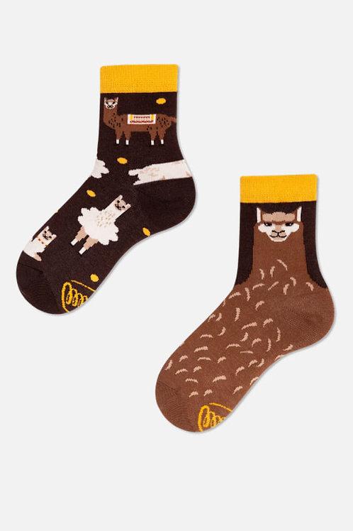 Alpaca KIDS sokken (tot maat 34)