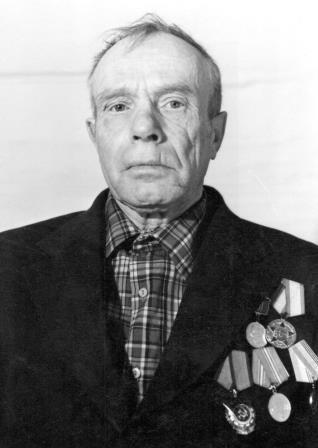 Романов Георгий Евдокимович