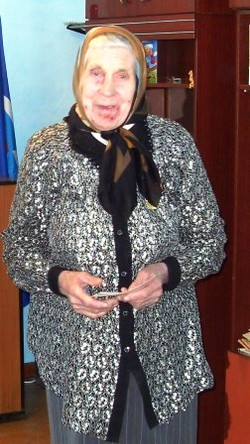 Алфёрова Галина Григорьевна