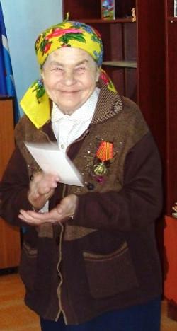 Орешкина Мария Ивановна