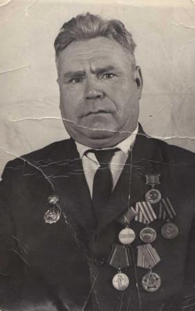 Волков Михаил Иннокентьевич