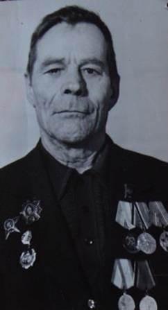 Волков Александр Николаевич