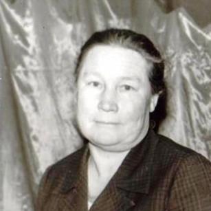 Кислова Антонина Николаевна