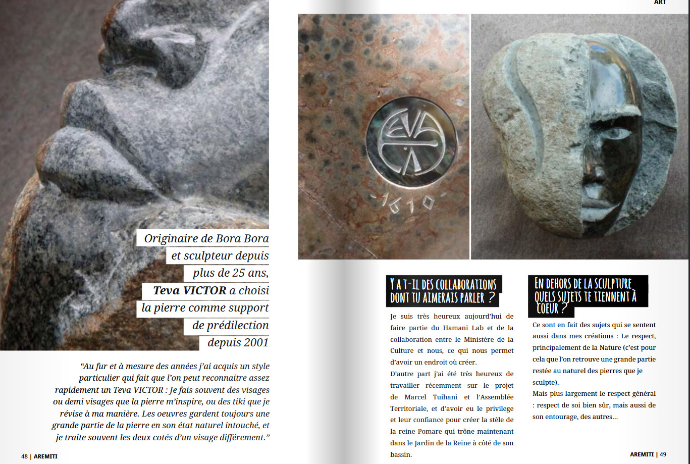 2018 Aremiti Magazine #20 p47