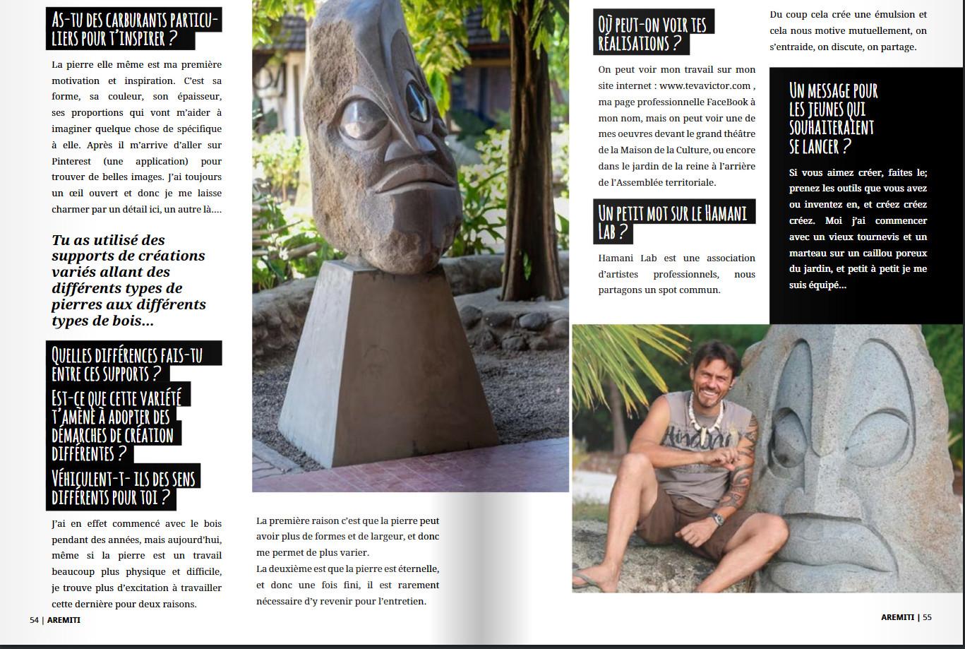 2018 Aremiti Magazine #20 p50