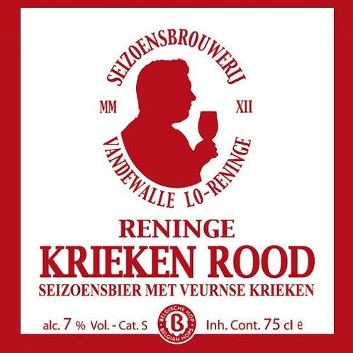 RENINGE KRIEKEN ROOD (37,5cl)