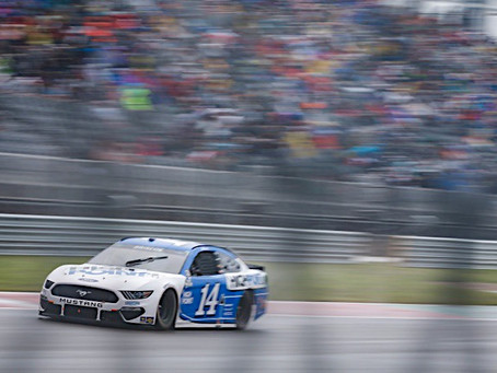 Sixth-Place Run for Briscoe at COTA