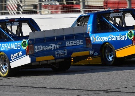 Finishes don't reflect Briscoe's and Cindric's speed in Atlanta