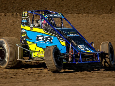 Briscoe Expands Dirt Team; Tabs Seavey To Drive