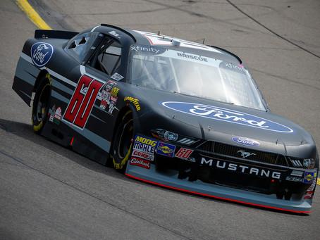 Briscoe Battles Back to Top-10 Finish at Iowa