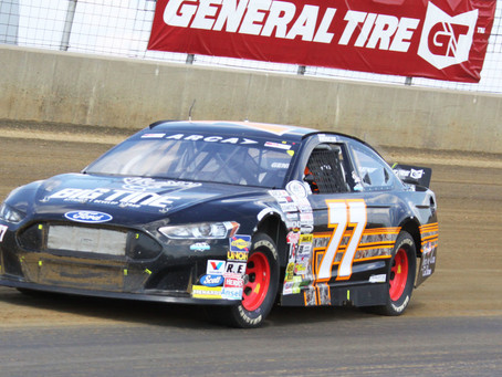 Point leader Briscoe fastest in practice at DuQuoin