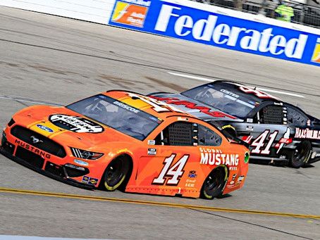 Briscoe Finishes 22nd at Richmond