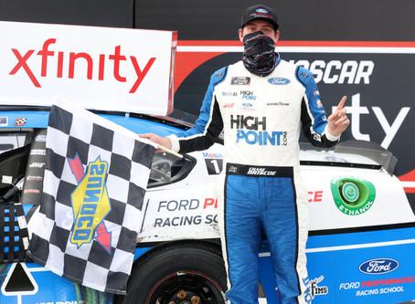 CHASE BRISCOE – 2020 NXS DARLINGTON I RACE REPORT