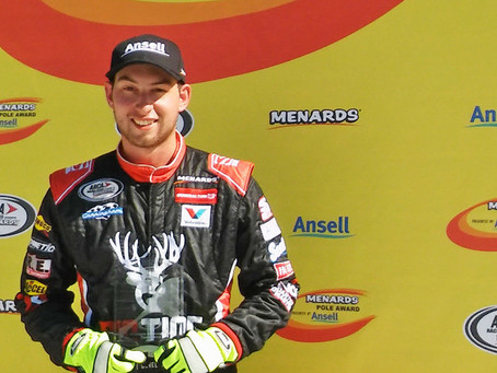 Briscoe captures pole at Madison, fourth of the season