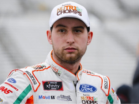 CHASE BRISCOE – 2019 NXS AUTO CLUB RACE ADVANCE