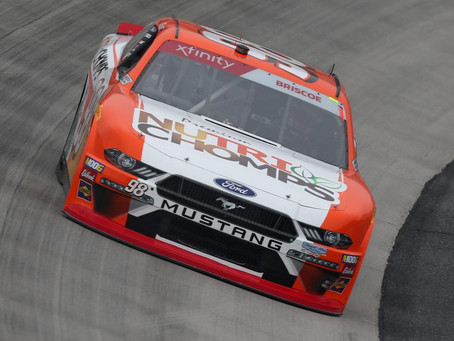 CHASE BRISCOE – 2019 NXS DOVER I RACE REPORT