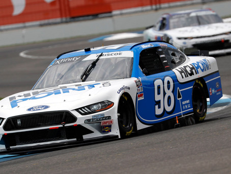 CHASE BRISCOE – 2020 NXS INDIANAPOLIS RACE ADVANCE