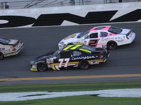 Cunningham rookies roar at Daytona; top-10s for Briscoe, Thomas