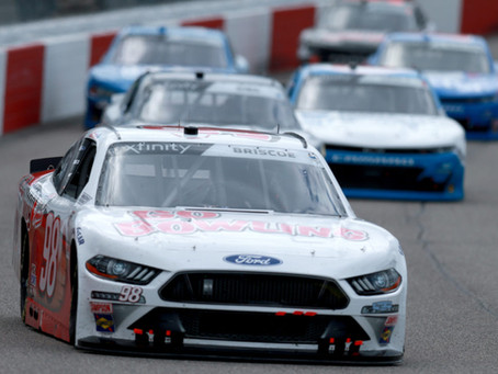 CHASE BRISCOE – 2020 NXS RICHMOND II RACE REPORT