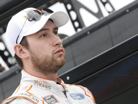 CHASE BRISCOE – 2019 NXS TEXAS I RACE REPORT