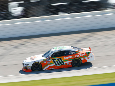 BRISCOE EARNS FIRST CAREER TOP-10 FINISH AT CHICAGOLAND SPEEDWAY