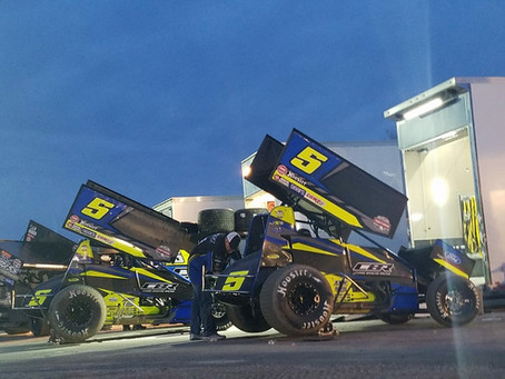Full Weekend for Briscoe Upcoming